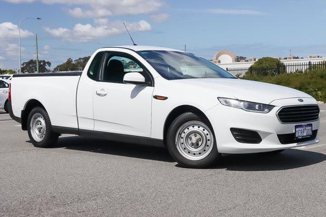 Used Ford Falcon FG X Ute Super Cab Wangara, 2014 Ford Falcon FG X Ute Super Cab White 6 Speed Sports Automatic Utility