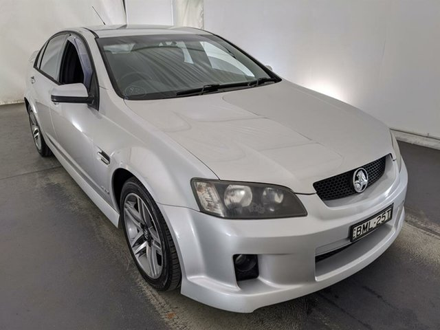 Used Holden Commodore VE II SV6 Maryville, 2010 Holden Commodore VE II SV6 Silver 6 Speed Manual Sedan