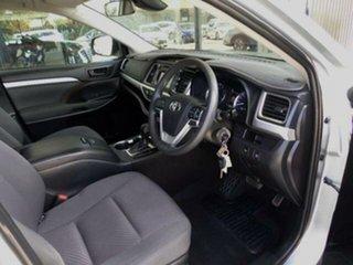 2018 Toyota Kluger Kluger 4x2 GX 3.5L Petrol Automatic Wagon Silver Automatic Wagon