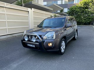 2008 Nissan X-Trail T31 TI Purple 1 Speed Constant Variable Wagon