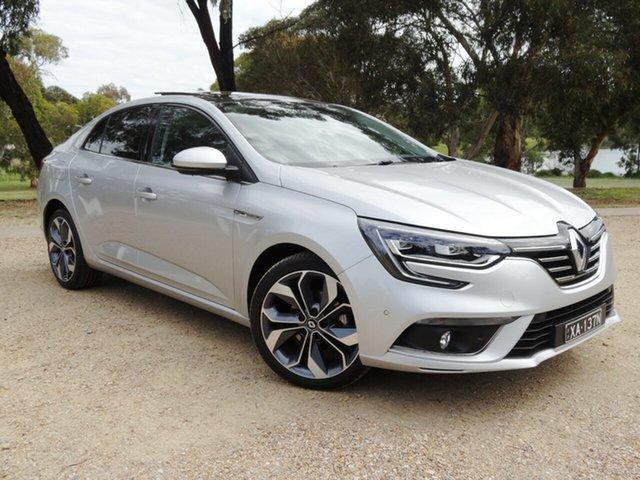 Used Renault Megane LFF Intens EDC Morphett Vale, 2017 Renault Megane LFF Intens EDC Silver 7 Speed Sports Automatic Dual Clutch Sedan