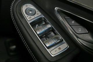 2016 Mercedes-Benz C-Class W205 806+056MY C200 7G-Tronic + White 7 Speed Sports Automatic Sedan
