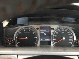 2013 Ford Falcon FG MkII G6E EcoBoost White 6 Speed Sports Automatic Sedan