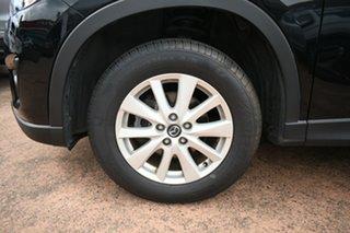 2013 Mazda CX-5 MY13 Maxx Sport (4x4) Black 6 Speed Automatic Wagon.