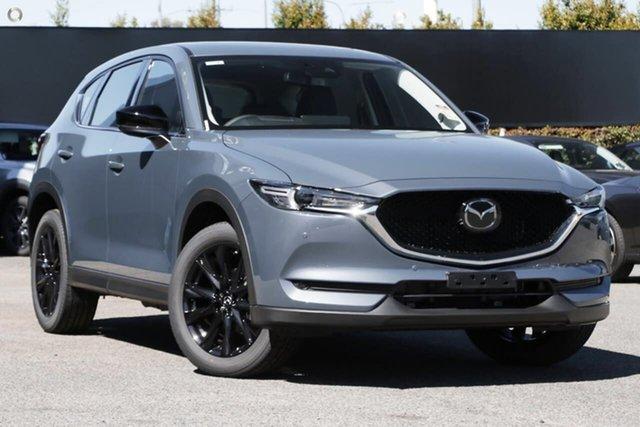 New Mazda CX-5 KF4WLA GT SKYACTIV-Drive i-ACTIV AWD SP Waitara, 2021 Mazda CX-5 KF4WLA GT SKYACTIV-Drive i-ACTIV AWD SP Grey 6 Speed Sports Automatic Wagon