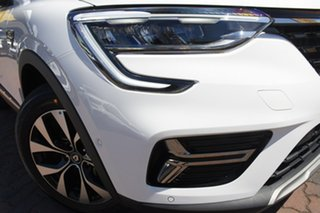 2021 Renault Arkana JL1 Zen Coupe EDC Zanzibar Blue 7 Speed Sports Automatic Dual Clutch Hatchback.
