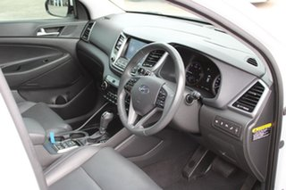 2018 Hyundai Tucson TLE2 MY18 Highlander AWD White 6 Speed Sports Automatic Wagon
