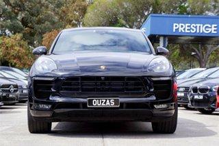 2017 Porsche Macan 95B MY17 GTS PDK AWD Black 7 Speed Sports Automatic Dual Clutch Wagon