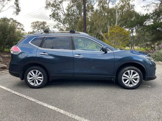 2015 Nissan X-Trail T32 ST-L X-tronic 2WD Blue 7 Speed Constant Variable Wagon.