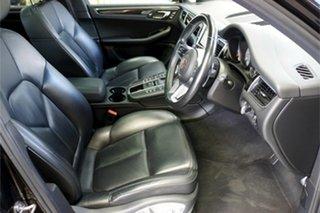 2016 Porsche Macan 95B MY17 S PDK AWD Black 7 Speed Sports Automatic Dual Clutch Wagon