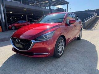 2021 Mazda 2 DJ2HAA G15 SKYACTIV-Drive Evolve Soul Red Crystal 6 Speed Sports Automatic Hatchback