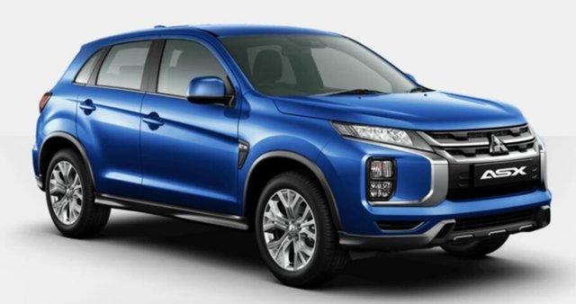 New Mitsubishi ASX XD MY21 ES Plus 2WD Atherton, 2021 Mitsubishi ASX XD MY21 ES Plus 2WD Blue 1 Speed Constant Variable Wagon