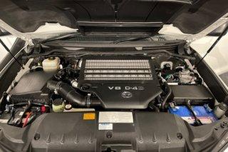 2017 Toyota Landcruiser VDJ200R GX Glacier 6 speed Automatic Wagon