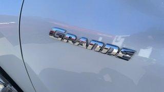 2012 Toyota Kluger GSU45R MY12 Grande AWD Crystal Pearl 5 Speed Sports Automatic Wagon