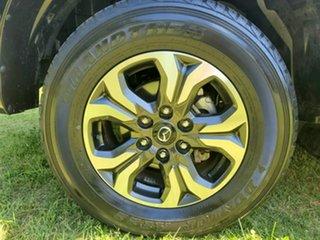 2017 Mazda BT-50 UR0YG1 XTR Freestyle Black 6 Speed Sports Automatic Utility