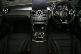2017 Mercedes-Benz GLC-Class X253 GLC43 AMG 9G-Tronic 4MATIC Grey 9 Speed Sports Automatic Wagon