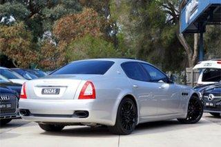 2009 Maserati Quattroporte MY09 Sport GTS Silver 6 Speed Sports Automatic Sedan