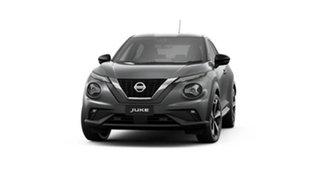2021 Nissan Juke F16 ST-L DCT 2WD Gun Metallic 7 Speed Sports Automatic Dual Clutch Hatchback.
