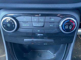 2020 Ford Puma JK 2021.25MY ST-Line Silver 7 Speed Sports Automatic Dual Clutch Wagon