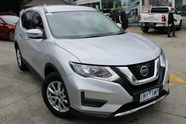 Used Nissan X-Trail T32 Series II ST X-tronic 2WD Ferntree Gully, 2018 Nissan X-Trail T32 Series II ST X-tronic 2WD Billet Silver 7 Speed Constant Variable Wagon