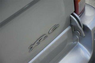 2005 Ford Falcon BA Mk II XR6 Ute Super Cab Silver 4 Speed Sports Automatic Utility