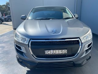 2012 Peugeot 4008 MY12 Active 4WD Grey 6 Speed Constant Variable Wagon.