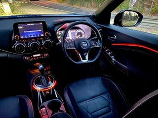 2020 Nissan Juke F16 Ti DCT 2WD Vivid Blue 7 Speed Sports Automatic Dual Clutch Hatchback