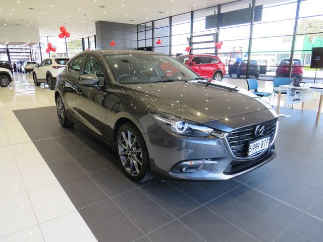 Used Mazda 3 BN5438 SP25 SKYACTIV-Drive Astina Edwardstown, 2017 Mazda 3 SP25 SKYACTIV-Drive Astina Hatchback