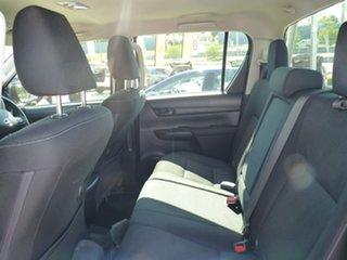 2017 Toyota Hilux GUN136R SR Double Cab 4x2 Hi-Rider Glacier White 6 Speed Sports Automatic Utility