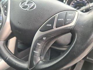 2014 Hyundai i30 GD MY14 Elite Silver 6 Speed Sports Automatic Hatchback.