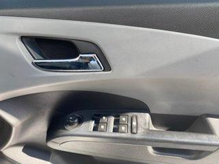 2013 Holden Barina TM MY13 CDX Silver 6 Speed Automatic Hatchback
