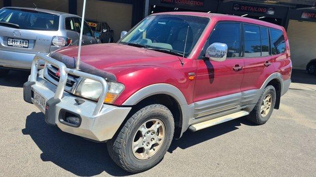 Used Mitsubishi Pajero NM Exceed LWB (4x4) Prospect, 2002 Mitsubishi Pajero NM Exceed LWB (4x4) 5 Speed Auto Sports Mode Wagon