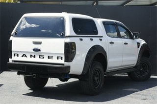 2014 Ford Ranger PX XL Hi-Rider White 6 Speed Sports Automatic Utility