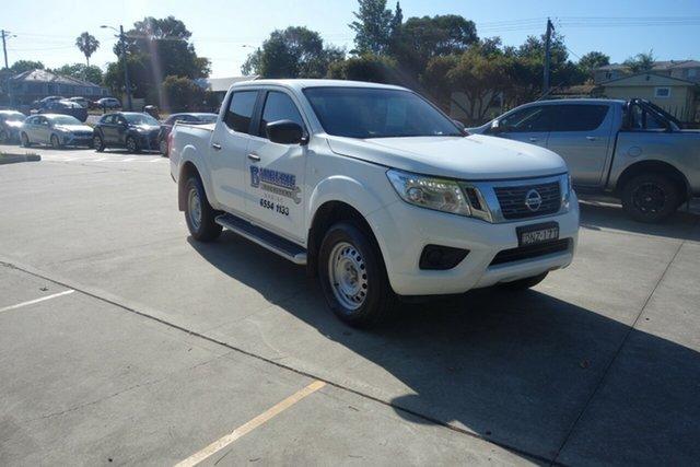 Used Nissan Navara D23 S2 SL East Maitland, 2017 Nissan Navara D23 S2 SL White 7 Speed Sports Automatic Utility
