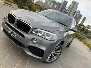 2015 BMW X5 F15 xDrive30d Grey 8 Speed Sports Automatic Wagon.