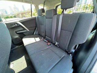 2018 Toyota RAV4 ASA44R GXL AWD Silver 6 Speed Sports Automatic Wagon