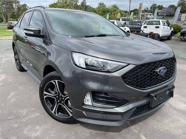Used Ford Endura CA 2019MY ST-Line Gympie, 2018 Ford Endura CA 2019MY ST-Line Grey 8 Speed Sports Automatic Wagon