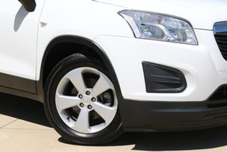 2016 Holden Trax TJ MY16 Active White 6 Speed Automatic Wagon