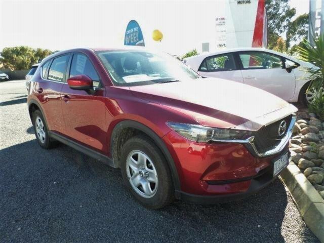 Used Mazda CX-5 MY17 Maxx (4x2) Wangaratta, 2017 Mazda CX-5 MY17 Maxx (4x2) Red 6 Speed Automatic Wagon
