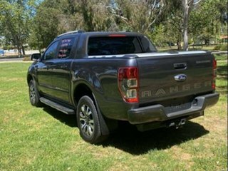 2019 Ford Ranger PX MkIII MY19 Wildtrak 3.2 (4x4) Grey 6 Speed Automatic Double Cab Pick Up