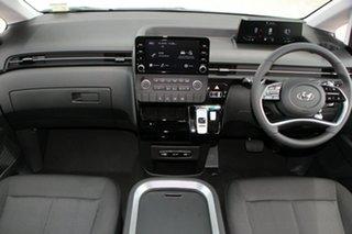 2021 Hyundai Staria US4.V1 MY22 2WD Blue 8 Speed Sports Automatic Wagon