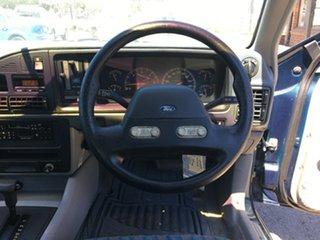 1994 Ford Falcon ED XR6 Green 4 Speed Automatic Sedan