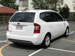 2012 Kia Rondo UN MY13 SI White 4 Speed Sports Automatic Wagon.