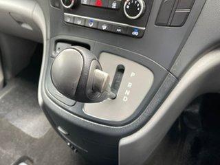 2016 Hyundai iLOAD TQ3-V Series II MY17 Crew Cab White 5 Speed Automatic Van
