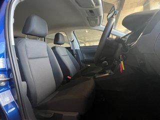 2021 Volkswagen Polo AW MY21 70TSI DSG Trendline Blue 7 Speed Sports Automatic Dual Clutch Hatchback