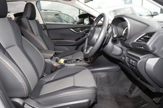 2017 Subaru XV G5X MY18 2.0i Premium Lineartronic AWD Ice Silver 7 Speed Constant Variable Wagon