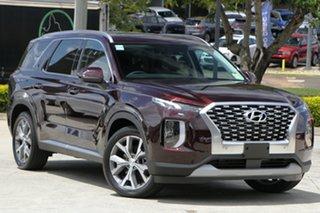 2021 Hyundai Palisade LX2.V2 MY22 Elite AWD Sierra Burgundy 8 Speed Sports Automatic Wagon.