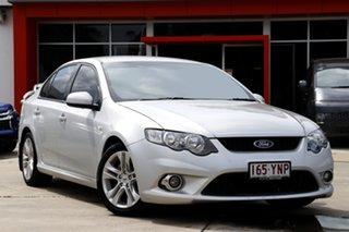 2009 Ford Falcon FG XR6 Silver 5 Speed Sports Automatic Sedan.