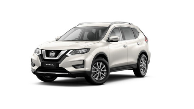 New Nissan X-Trail T32 MY21 ST-L X-tronic 2WD Cardiff, 2021 Nissan X-Trail T32 MY21 ST-L X-tronic 2WD Ivory Pearl 7 Speed Constant Variable Wagon