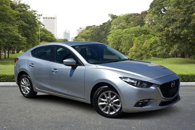 Used Mazda 3 BN5276 Touring SKYACTIV-MT Paradise, 2016 Mazda 3 BN5276 Touring SKYACTIV-MT Silver 6 Speed Manual Sedan